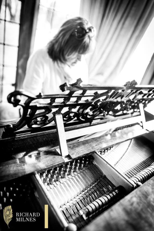 Andrea Lamballe Wedding Pianist Cheshire
