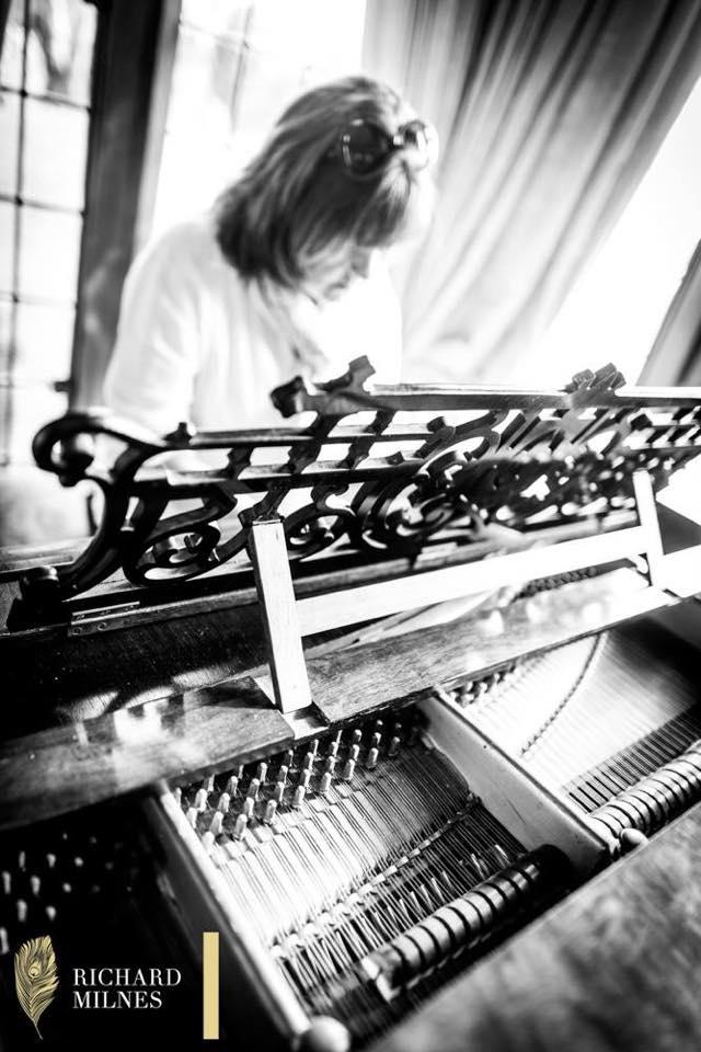 Andrea Lamballe Wedding Pianist Cheshire