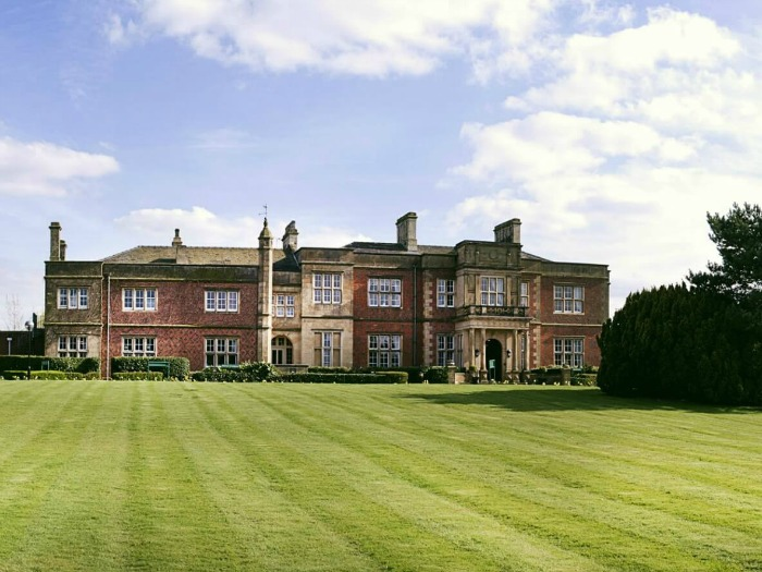 DeVere Cranage Estate Wedding Venue