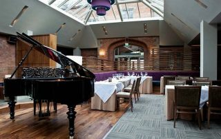 Mere Resort Browns Restaurant Cheshire