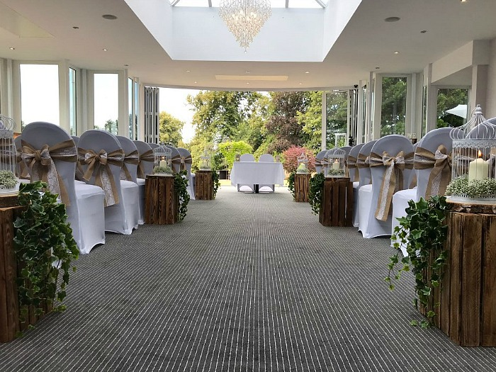 Tern Hill Hall Wedding Venue