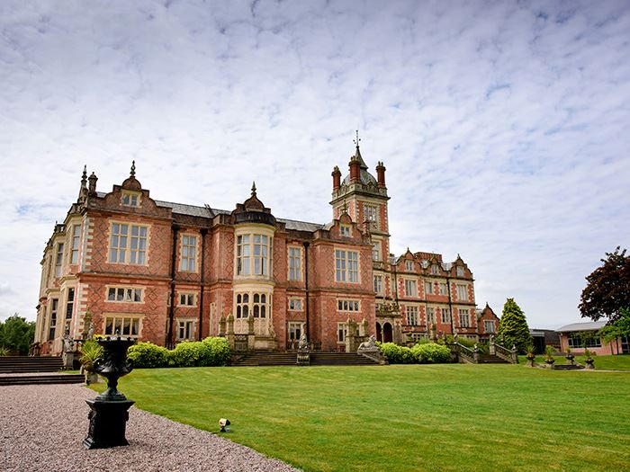 Crewe Hall, Haslington, Crewe