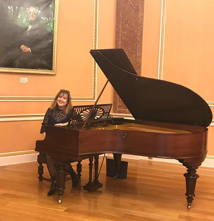 Andrea Lamballe Event Pianist & Composer Manchester