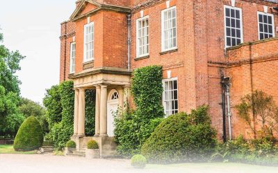 Iscoyd Park Country House Wedding Venue